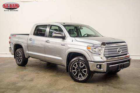 2015 Toyota Tundra for sale at Nexus Auto Brokers LLC in Marietta GA