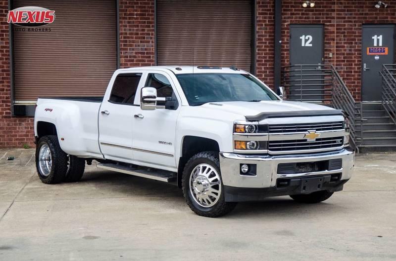 2015 Chevrolet Silverado 3500HD for sale at Nexus Auto Brokers LLC in Marietta GA