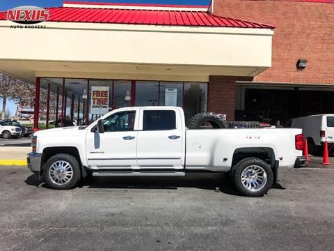2015 Chevrolet Silverado 3500HD for sale in Marietta, GA