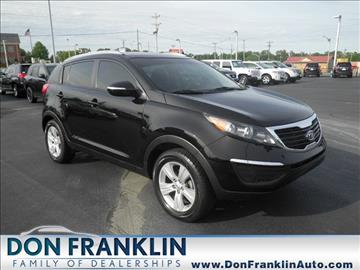2011 Kia Sportage for sale in Columbia, KY