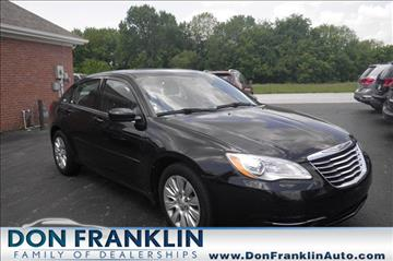 2013 Chrysler 200 for sale in Columbia, KY