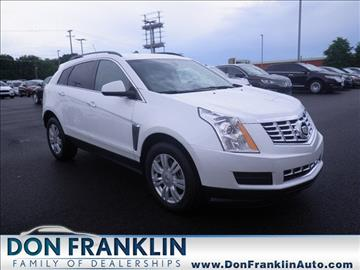 2016 Cadillac SRX for sale in Columbia, KY