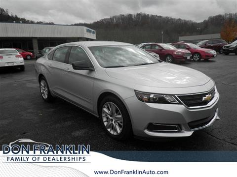 2016 Chevrolet Impala for sale in Columbia, KY