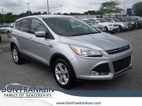 2015 Ford Escape for sale in Columbia, KY