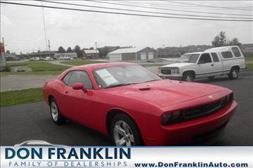 2010 Dodge Challenger for sale in Columbia, KY