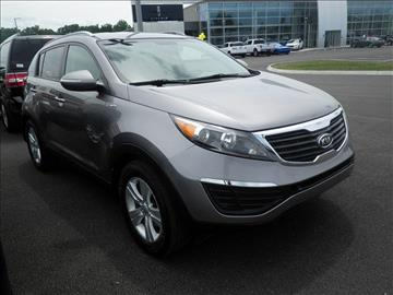 2012 Kia Sportage for sale in Columbia, KY