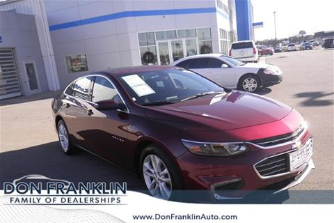 2016 Chevrolet Malibu for sale in Columbia, KY