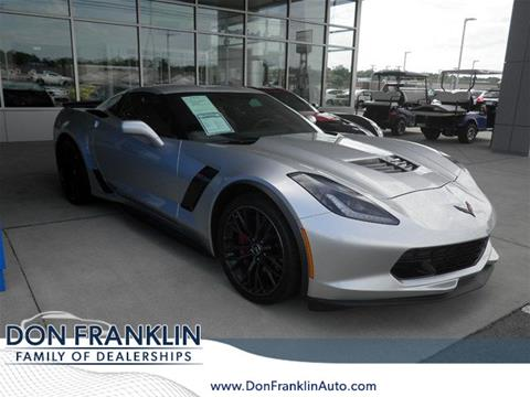 2017 Chevrolet Corvette for sale in Columbia, KY