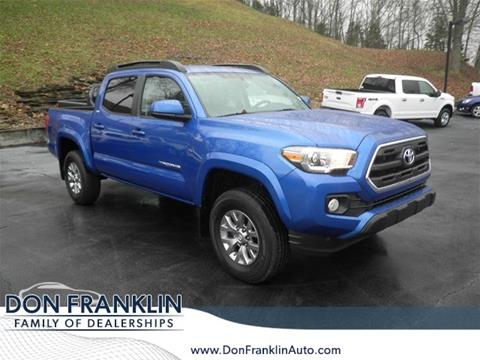 2016 toyota tacoma for sale in kentucky. Black Bedroom Furniture Sets. Home Design Ideas