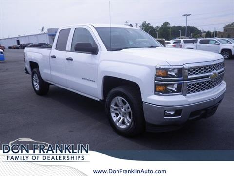 2014 Chevrolet Silverado 1500 for sale in Columbia, KY