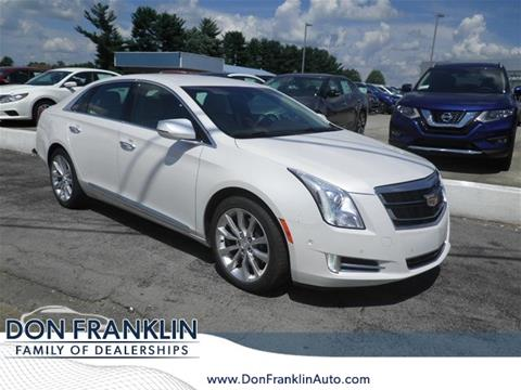 2016 Cadillac XTS for sale in Columbia, KY