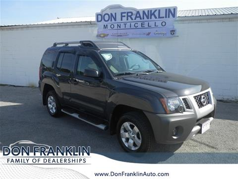 2013 Nissan Xterra for sale in Columbia, KY