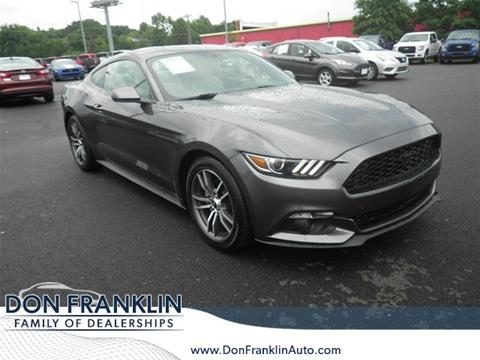 2015 Ford Mustang for sale in Columbia, KY