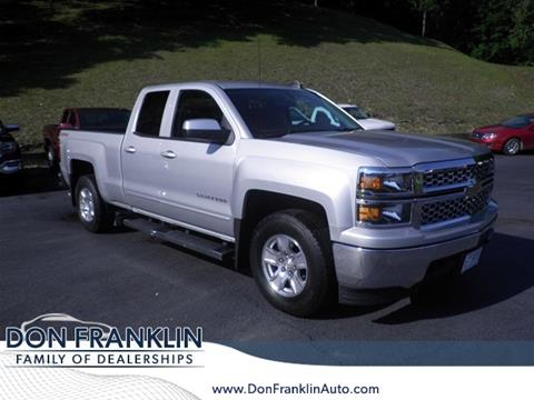 2015 Chevrolet Silverado 1500 for sale in Columbia, KY
