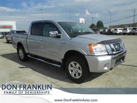 2015 Nissan Titan for sale in Columbia, KY