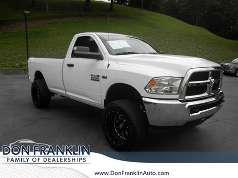 2016 RAM Ram Pickup 2500 for sale in Columbia, KY