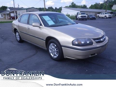 2005 Chevrolet Impala for sale in Columbia, KY