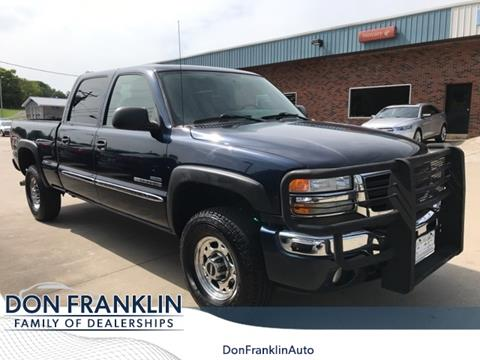 2007 GMC Sierra 2500HD Classic for sale in Columbia, KY