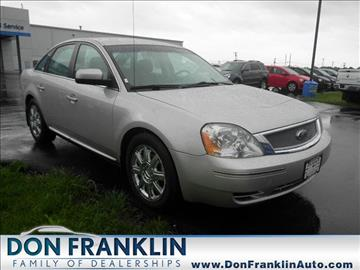 2007 Ford Five Hundred for sale in Columbia, KY