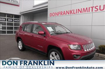 2014 Jeep Compass for sale in Columbia, KY
