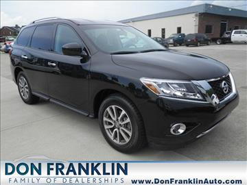 2015 Nissan Pathfinder for sale in Columbia, KY