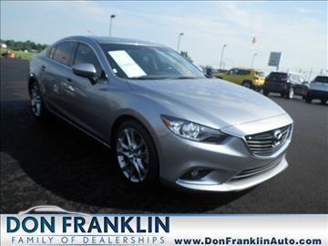 2015 Mazda MAZDA6 for sale in Columbia, KY