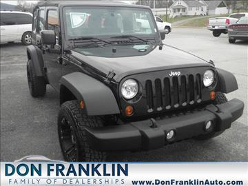 2011 Jeep Wrangler Unlimited for sale in Columbia, KY