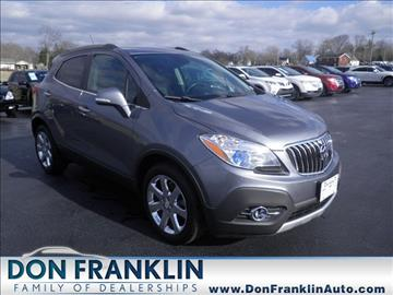2014 Buick Encore for sale in Columbia, KY