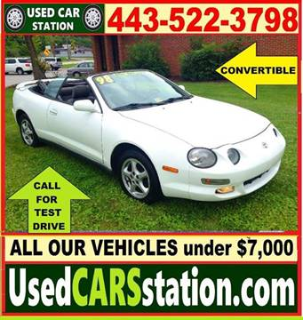 1998 Toyota Celica for sale in Manchester, MD