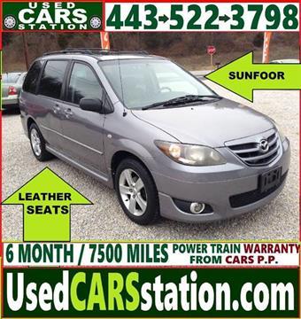 2004 Mazda Mpv For Sale In Norwalk Ca Carsforsale