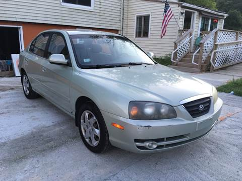 2004 Hyundai Elantra for sale in Manchester, MD