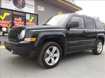 2013 Jeep Patriot for sale in Jacksonville, FL