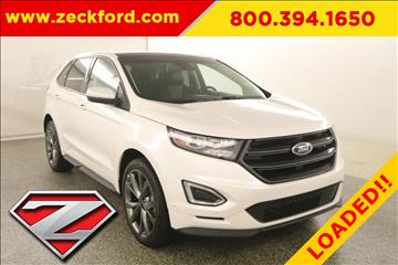 2017 Ford Edge for sale in Leavenworth, KS