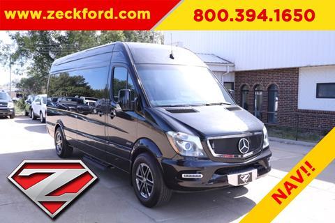 2014 Mercedes-Benz Sprinter for sale in Leavenworth, KS