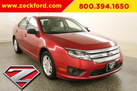 2012 Ford Fusion for sale in Leavenworth, KS