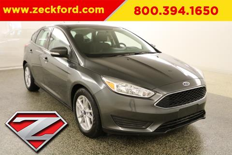 2017 Ford Focus for sale in Leavenworth, KS
