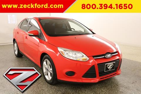 2013 Ford Focus for sale in Leavenworth, KS