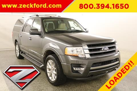 2017 Ford Expedition EL for sale in Leavenworth, KS