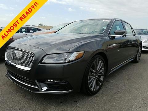 2017 Lincoln Continental for sale in Leavenworth, KS