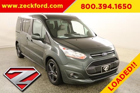 2017 Ford Transit Connect Wagon for sale in Leavenworth, KS