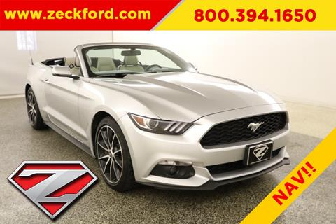2017 Ford Mustang for sale in Leavenworth, KS