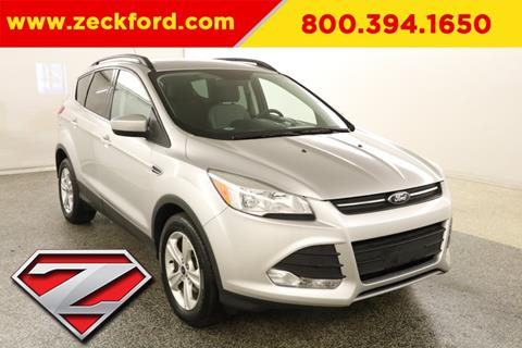 2016 Ford Escape for sale in Leavenworth, KS