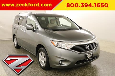 2017 Nissan Quest for sale in Leavenworth, KS
