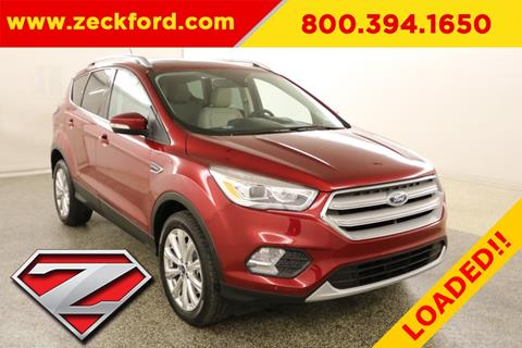 2018 Ford Escape for sale in Leavenworth, KS