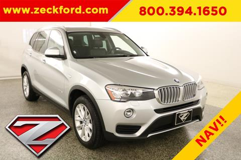 2017 BMW X3 for sale in Leavenworth, KS