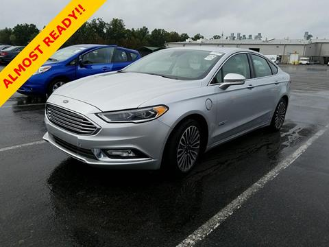 2017 Ford Fusion Energi for sale in Leavenworth, KS