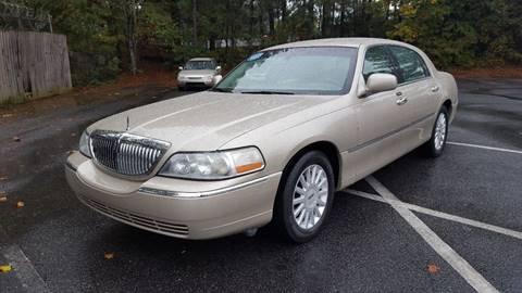 2005 Lincoln Town Car for sale in Marietta, GA