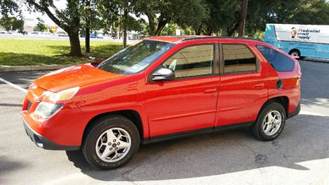 2003 Pontiac Aztek for sale in San Antonio, TX