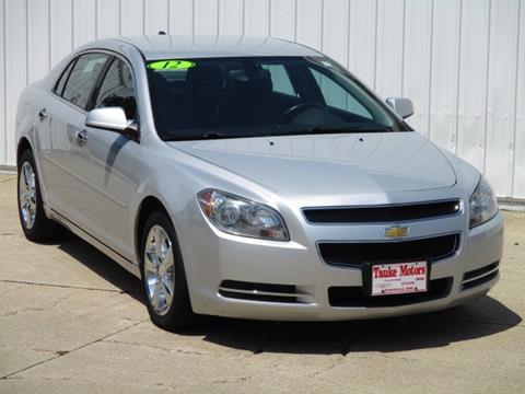 2012 Chevrolet Malibu for sale in Dyersville, IA