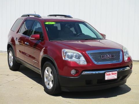 2007 GMC Acadia for sale in Dyersville, IA
